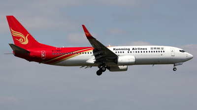 B-7887 - Boeing 737-8XY - Kunming Airlines