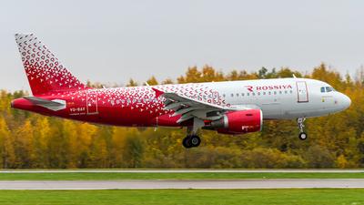A picture of VQBAV - Airbus A319111 - Rossiya - © Alexander Lebedev