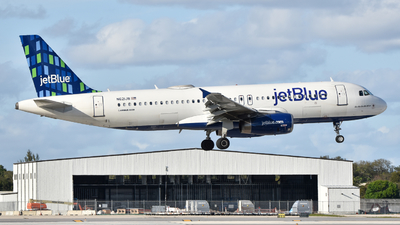 N621JB - Airbus A320-232 - jetBlue Airways