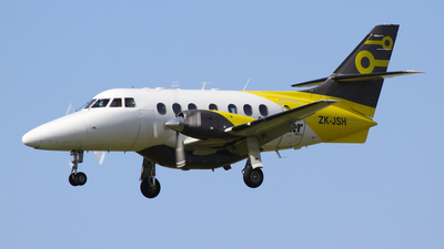 ZK-JSH - British Aerospace Jetstream 31 - Originair