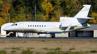 N373RS - Dassault Falcon 900LX - Private