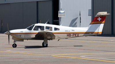 A picture of HBPKV - Piper PA28RT201T - [28R8331039] - © Alexandre Fazan
