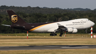 A picture of N570UP - Boeing 74744A(F) - UPS - © Jan Born Photography