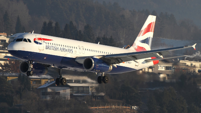 A picture of GMIDY - Airbus A320232 - British Airways - © Rafal Pruszkowski