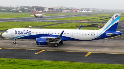 VT-IUY - Airbus A321-271NX - IndiGo Airlines