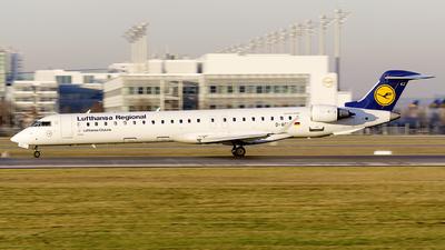 D-ACKJ - Bombardier CRJ-900LR - Lufthansa CityLine