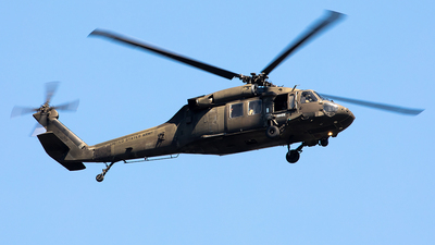 04-27014 - Sikorsky UH-60L Blackhawk - United States - US Army