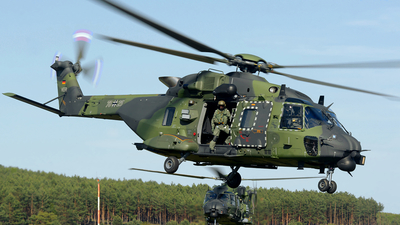 78-25 - NH Industries NH-90TTH - Germany - Army