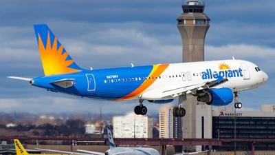 N279NV - Airbus A320-214 - Allegiant Air