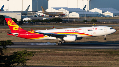 A picture of FWWYI - Airbus A330 - Airbus - © DN280