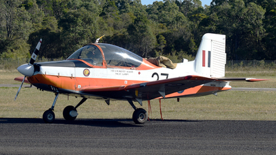 VH-DMI - New Zealand Aerospace CT-4A Airtrainer - Private