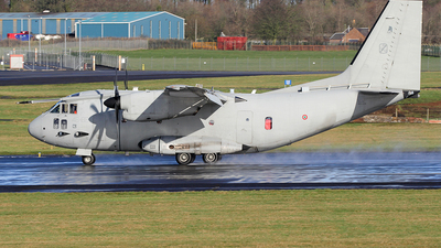 MM62218 - Alenia C-27J Spartan - Italy - Air Force
