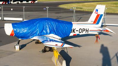 OK-OPH - Zlin 142 - Aero Club - Czech Republic