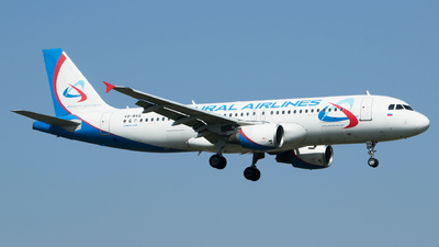 VQ-BAG - Airbus A320-214 - Ural Airlines