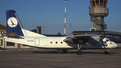 YR-BME - Antonov An-24RV - Tarom - Romanian Air Transport