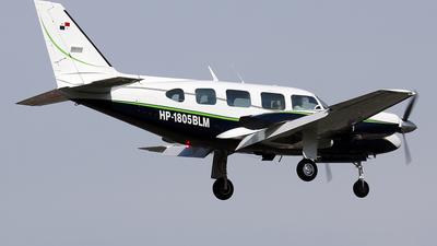 HP-1805BLM - Piper PA-31-310 Navajo C - Arrendamientos Aereos