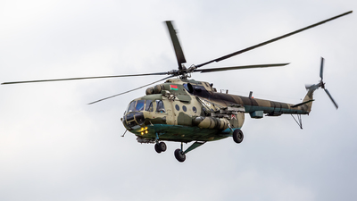 35 - Mil Mi-8MT Hip - Belarus - Air Force