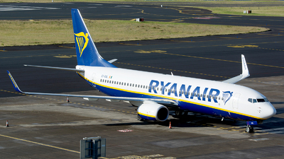EI-GXL - Boeing 737-8AS - Ryanair