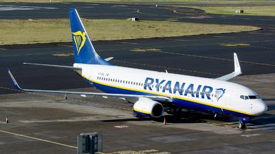 A picture of EIGXL - Boeing 7378AS - Ryanair - © Eduardo Paixao Silva