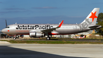 LZ-CMA - Airbus A320-214 - Jetstar Pacific Airlines