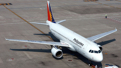 RP-C8619 - Airbus A320-214 - Philippine Airlines