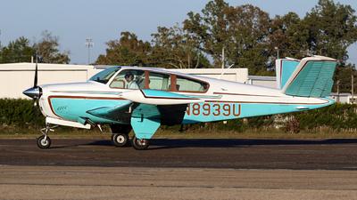 A picture of N8939U - Beech S35 Bonanza - [D7924] - © Kevin Porter