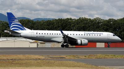 A picture of HP1563CMP - Embraer E190AR - [19000098] - © Julio Letona