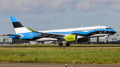 YL-CSJ - Airbus A220-300 - Air Baltic