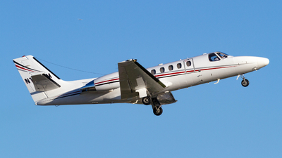 N124PM - Cessna 550B Citation Bravo - Private