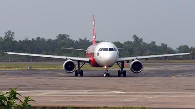 HS-ABN - Airbus A320-216 - Thai AirAsia