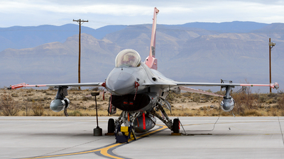 85-1455 - General Dynamics QF-16C Fighting Falcon - United States - US Air Force (USAF)