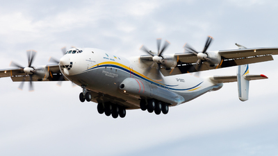 UR-09307 - Antonov An-22A - Antonov Design Bureau