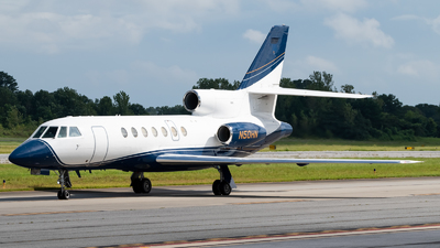 N50HN - Dassault Falcon 50 - Private