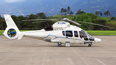 M-LVNA - Airbus Helicopters EC155 B1 Dauphin - Private