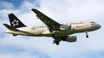 N519AV - Airbus A319-115 - Avianca