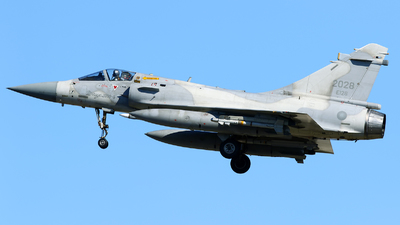 2028 - Dassault Mirage 2000-5EI - Taiwan - Air Force