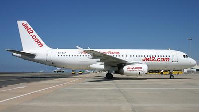 ES-SAP - Airbus A320-232 - Jet2.com (SmartLynx Airlines)