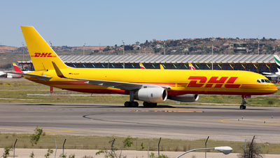 D-ALEU - Boeing 757-23N(PCF) - DHL (European Air Transport)