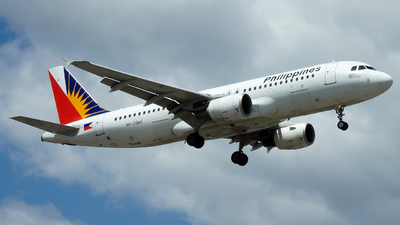 A picture of RPC8610 - Airbus A320214 - Philippine Airlines - © Takane Shijou