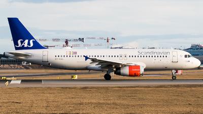 A picture of OYKAL - Airbus A320232 - SAS - © Teemu Pesonen