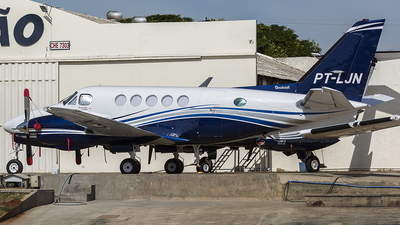 PT-LJN - Beechcraft 100 King Air - Private