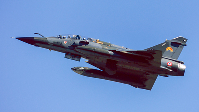 344 - Dassault Mirage 2000N - France - Air Force