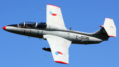 C-GGRI - Aero L-29 Delfin - Private