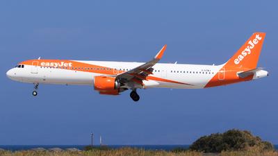 A picture of GUZMJ - Airbus A321251NX - easyJet - © Kris Van Craenenbroeck