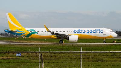 RP-C4124 - Airbus A321-271NX - Cebu Pacific Air