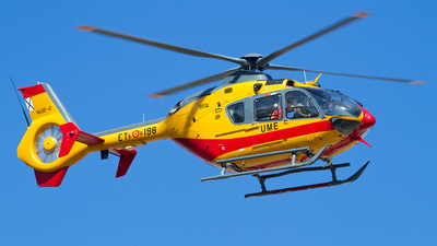 A picture of HU.2612 - Airbus Helicopters H135 -  - © Manuel Llama - Benalmadena Spotters