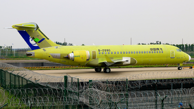 A picture of B099G - Comac ARJ21700 - [] - © Jeppesen_Tu