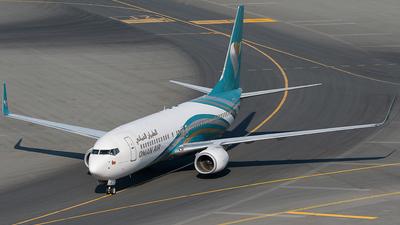 A4O-BU - Boeing 737-81M - Oman Air