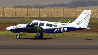 PT-EIP - Embraer EMB-810C Seneca II - Aeroclube de Blumenau
