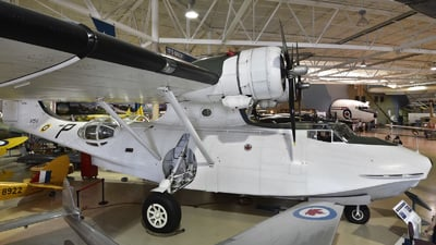 C-FPQL - Consolidated PBY-5A Catalina - Canadian Warplane Heritage Museum